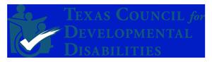 Texas Council for Developmental Disabilities Logo