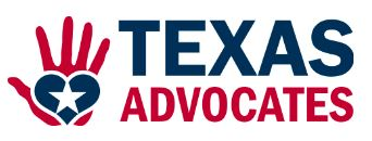 Texas Advocates Logo
